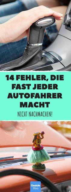 14 Fehler, die fast jeder Autofahrer macht #auto #lifehacks #tricks #autofahrer