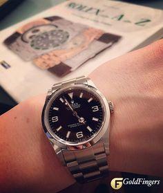 Rolex Explorer 114270 ⌚️
