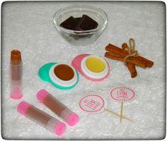 Schoko and Vanille-Lippenbalsam für samtig weiche Lippen. Natürlich mit echter Schokolade.