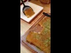 كنافة بالجبنة على طريقة مدام دلال حناوي - YouTube