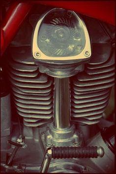 Bevel Ducati Heart -n- Ribcage Vintage Bikes, Vintage Motorcycles, Custom Motorcycles, Custom Bikes, Motorcycle Engine, Retro Motorcycle, Ducati Models, Ducati Desmo, Motorbike Parts