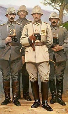 Atatürk Turkish Soldiers, Turkish Army, The Legend Of Heroes, The Turk, World War One, History Photos, Great Leaders, Dope Art, Ottoman Empire