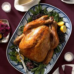 Don't Miss Our 10 Best Thanksgiving Recipes! From a top-rated turkey recipe to legendary sides and desserts, you'll want to cook the best Thanksgiving recipes for your family's table. Thanksgiving Truthan, Traditional Thanksgiving Recipes, Best Thanksgiving Recipes, Thanksgiving Traditions, Holiday Recipes, Dinner Recipes, Christmas Desserts, Turkey Brine, Roasted Turkey