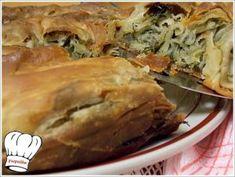 Spanakopita, Bread, Vegan, Ethnic Recipes, Food, Brot, Essen, Baking, Meals