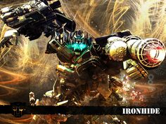 ironhide and bumblebee | Transformers Ironhide Wallpaper