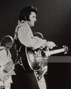 Elvis Presley in Concert at the Nassau Coliseum in Uniondale - July 19, 1975 at Nassau Coliseum in Uniondale, New York, United States.