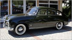 1951 Borgward Hansa 2400 Sport