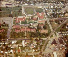 Millikin University; Decatur Illinois; 1972