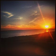 OBX Sunrise - Photo by blurr_wright