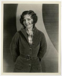 Vintage 20s Eugene Robert Richee Snappy Flapper Fashion Photograph Nancy Carroll