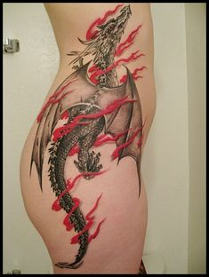 Dragon Tattoo Designs (5)