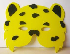 mascara carnaval animais eva (5)