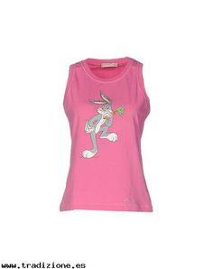 Mejor Descuento En Camiseta de tirantes LIU •JO JEANS E2WtPUNk