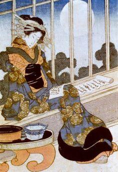 Eisen, Keisai (1790-1848) 1