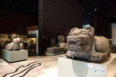 El águila y el jaguar. El Templo Mayor se une al 50 aniversario del MNA - Museo Nacional de Antropología