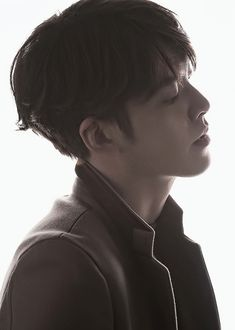 bring bong sookie back — kimwoobinseyebrows: Kim Woo Bin for Magazine M