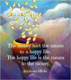 $$$$happy life #Abraham Hicks