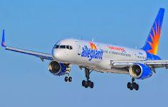 Allegiant Air Boeing 757-204; registered N906NV
