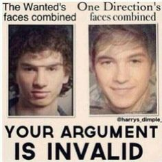 One direction faces combined!!! I AM DYING THEY'RE SO HOT!!!