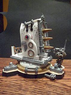 El Arte de Warhammer 40.000