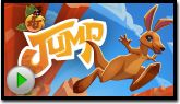 This is the game AJ Jump. Its from National Geographic and if you got the web game of this you're joey will appear! and goodbye jammers!