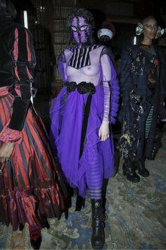 Dilara Findikoglu @ London Womenswear A/W 17