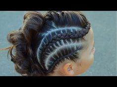 Pintrest Ponytail By SweetHearts Hair - YouTube