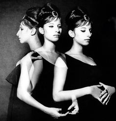 27 Trendy Funny Girl Barbra Streisand News Classic Hollywood, Old Hollywood, Hollywood Glamour, Eartha Kitt, Barbra Streisand, Julie Andrews, Hello Gorgeous, Olivia Newton John, American Singers