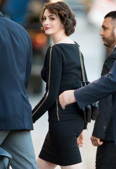 ~1/5 #アン・ハサウェイ Palm Springs Film Festival 2014  海外セレブ最新画像・私服ファッション・着用ブランドまとめてチェック DailyCelebrityDiary*