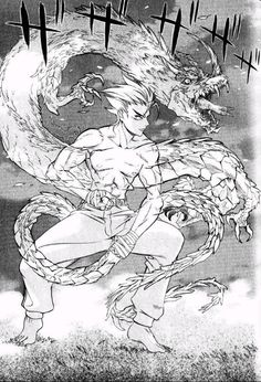 Tenjou Tenge-Sōichiro Nagi