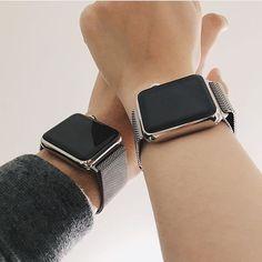 Apple Watch Serie 1, Gold Apple Watch, Apple Watch Bands, Pandora Bracelets, Pandora Jewelry, Smartwatch, All Apple Products, Apple Watch Fashion, Apple Watch Accessories