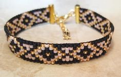 Miyuki bracelet beads bracelet loom beaded bracelet