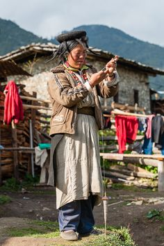 The Brokpa are an isolated community in the far east of Bhutan, where about 5,000 of these highland pastoralists live in and around the villages of Merak and Sakten. The Bropka are ethnically distinct from other Bhutanese, having migrated through the Himalayas from the Tshona region of Tibet a few centuries ago, and their settlements are extremely remote: getting there requires multiple days of trekking and the crossing of a 4,300-meter (14,000-foot) pass. Well, it did. The first road to…