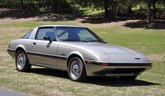 Rotary Powered Time Capsule, 1983 Mazda RX-7