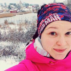 Sunnuntailenkki talvisessa Porvoossa