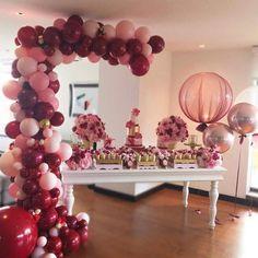 LAttLiv Balloons 70 Pcs Party Latex And Confetti Birthday Decor For Wedding Graduation Christmas