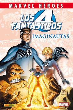 2 Los 4 Fantásticos: Imaginautas