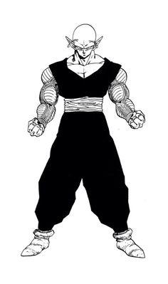 Piccolo. Akira Toriyama's Dragonball.