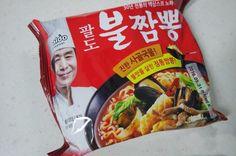 Hot Spicy Korean Premium Instant Noodle PALDO BUL JJAMPPONG Ramen 3,6,9ea #PALDO