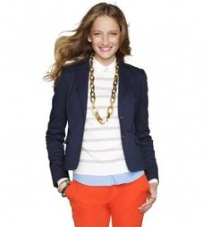 Cute and Preppy