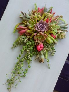 succulent centerpiece so beautiful as centerpiece