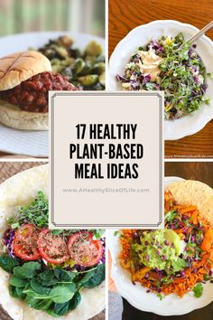 Plant Based Meal
