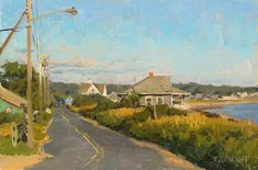 Joseph Paquet | Cape Ann & Cape Cod Paintings