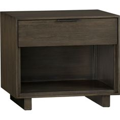 C Colfax Nightstand in New Furniture | Crate and Barrel