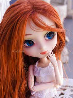 Pullip - beautiful hair
