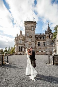 Kinnettles Castle wedding venue in Angus Country House Wedding Venues, Wedding Venues Uk, Wedding Locations, Wedding Sunglasses, Fairytale Castle, Perfect Wedding, Barcelona Cathedral, The Incredibles, Beautiful