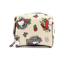4b384f3c85 Hello Kitty Cosmetic Pouch  Rose Collection