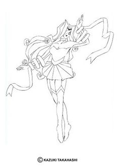 Beautiful Yu Gi Oh Coloring Page For Kids Of All Ages Add Some