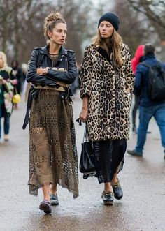 All the BEST Street Style from London Fashion Week Fall 2016 | /andwhatelse/