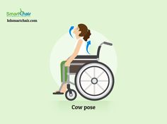 Wheelchair users have the opportunity to do yoga to exercise their mind-body that will help relieve stress & lower blood pressure with these 8 yoga poses.